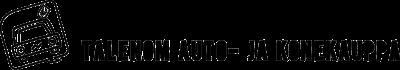 Talenom auto ja konekauppa logo